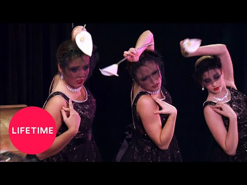 "Dance Moms: Candy Apple Group Dance - ""Funeral"" (Season 2) | Lifetime"