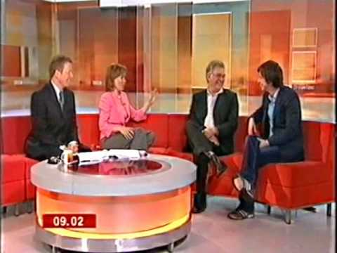 Martin Shaw And Lee Ingleby - George Gently Interview (2007)