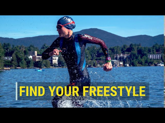 Triathlon Freestyle Simplified: Swim Stronger, Better, Faster