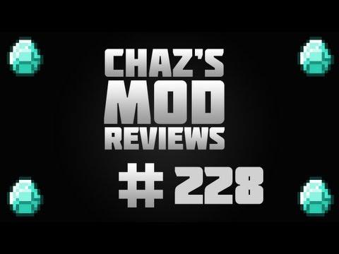 Chaz's Minecraft Mod Reviews - Greg's Lighting Mod! Floodlights!