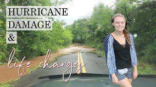 Hurricane Damage & Life Changes! | Let's Talk IBD