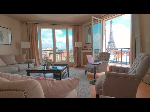 Paris Penthouse Tour, Notre Dame & Eiffel Tower - Paris Vlog Day 4