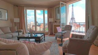 Paris Penthouse Tour, Notre Dame & Eiffel Tower - Paris Vlog Day 4(, 2016-06-23T17:10:29.000Z)