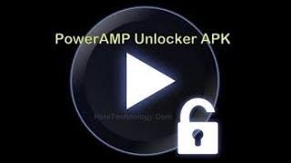 Download Cara Unlock PowerAMP Full Version