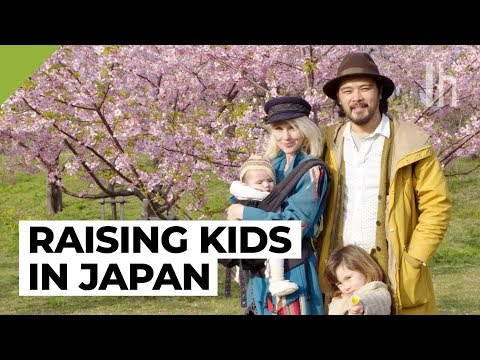 What It's Like to Raise a Child in Japan - YouTube