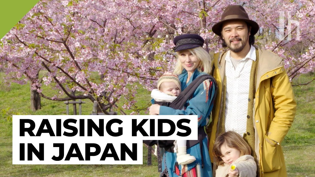 What It's Like to Raise a Child in Japan