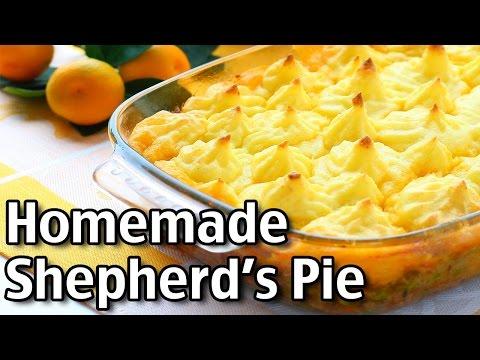 Homestyle Dinner Collab / Easy Homemade Shepherd's Pie #ground beef / 15 min. dinner for $5