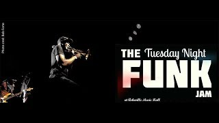 Tuesday Night Funk Jam @ Asheville Music Hall 11-21-2017