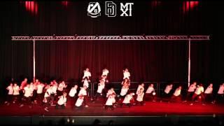 BIO DANCE SYDNEY HEATS 2015 - St Marys High School
