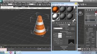 Modelling a Traffic Cone in 3Ds Max ( Beginners Tutorial)