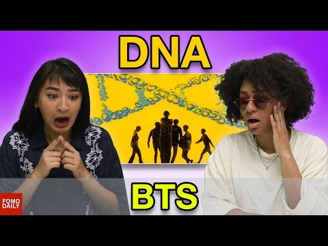 "BTS ""DNA"" • Fomo Daily Reacts"