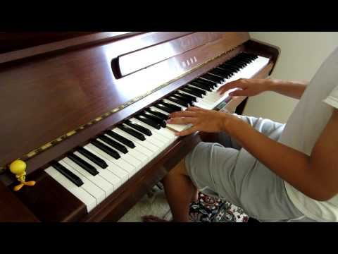 With You/Without You - Chris Brown [Piano Mashup]