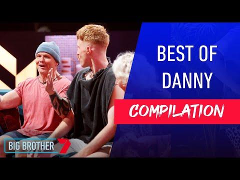 Danny's best moments   Compilation   Big Brother Australia