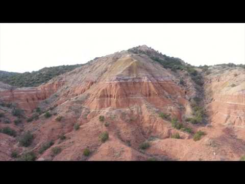Best Drone Video of Palo Duro Canyon