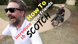 How To Introduce Your Friends To Scotch