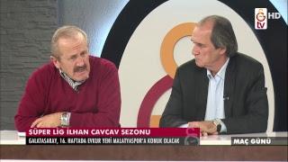 Maç Günü   Galatasaray - Akhisarspor 90 Dakika + Maç Sonu (8 Aralık 2017)