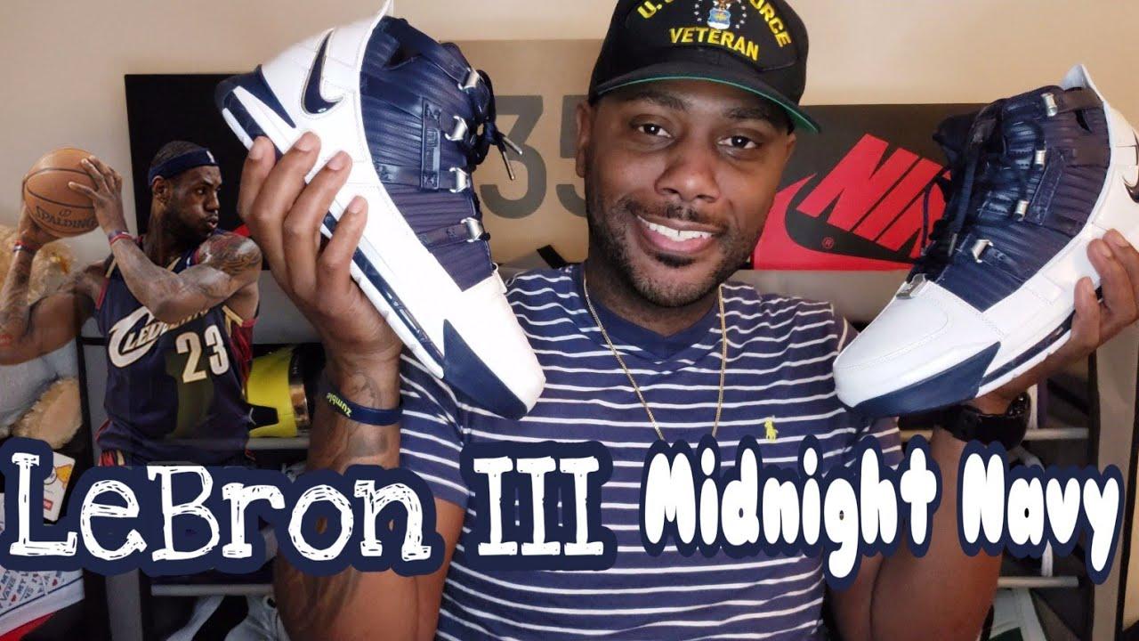 e1b0c0d6310 Nike LeBron 3 OG QS