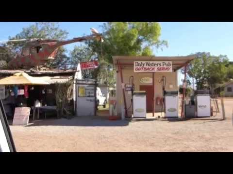 Daly Waters Pub Caravan Park + Town Highlights