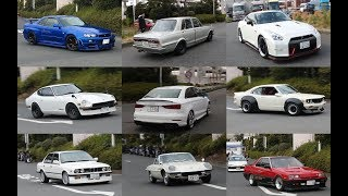 ここ最近の大黒のスポーツカー・旧車・名車の動画をまとめてみました。...