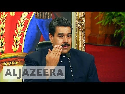 Venezuelans defiant in the face of US travel ban