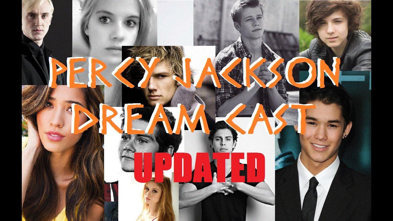 Dream Cast: Trials of Apollo (Percy Jackson) - YouTube