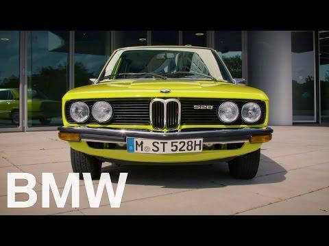 BMW Creates New Video Series on 5-Series History