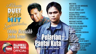 Obbie Messakh feat. John Seme - Pelarian Pantai Kuta (Official Music Video)