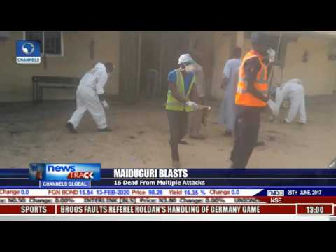 Borno Terror Attack: Late Night Explosions, Gunfire Rocks UNIMAID