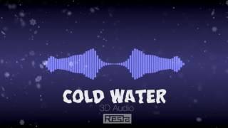 Major Lazer - Cold Water (feat. Justin Bieber & MØ) - 3D Audio [Headphones on]