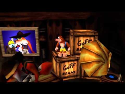 Let's Play Banjo-Tooie: Part 5 - All that Glitters is not Jiggy