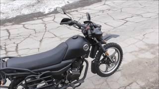 Мотоцикл COMANDOR