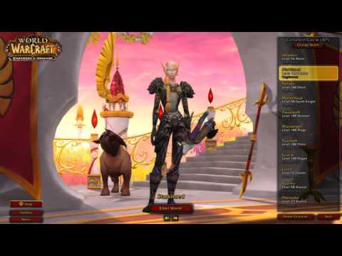 Hacked World Of Warcraft Account