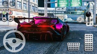 Real Parking|real Car Parking 2 Driving School 2018 #32 Lamborghini Veneno - And