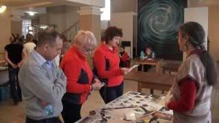 Фестиваль Оздоровительные технологии мира. Выставка в ДК ЧЭРЗ, Островского, 8 (03.11.2013) - 00022