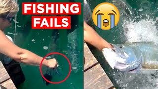 DON'T BE SELFISH!! WATCH THIS VIDEO!! | FISHY FISH FAILS!! | Mas Supreme