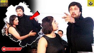 Sudeep & Wife Priya Sudeep Together In KCC Launch | Sudeep Wife | Kiccha Sudeep Family