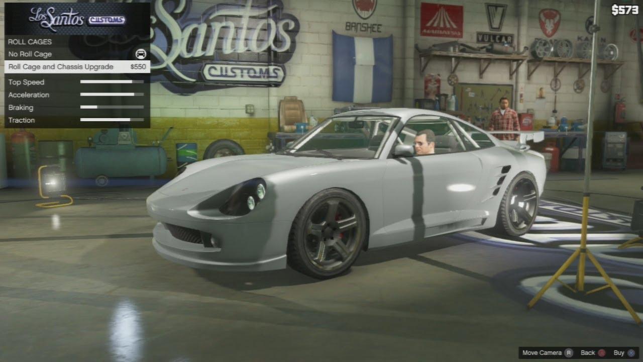 gta 5 comet porsche 911 car tuning customization gta v youtube. Black Bedroom Furniture Sets. Home Design Ideas
