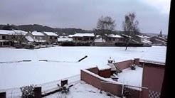Neige et froid à Barbazan-Debat !