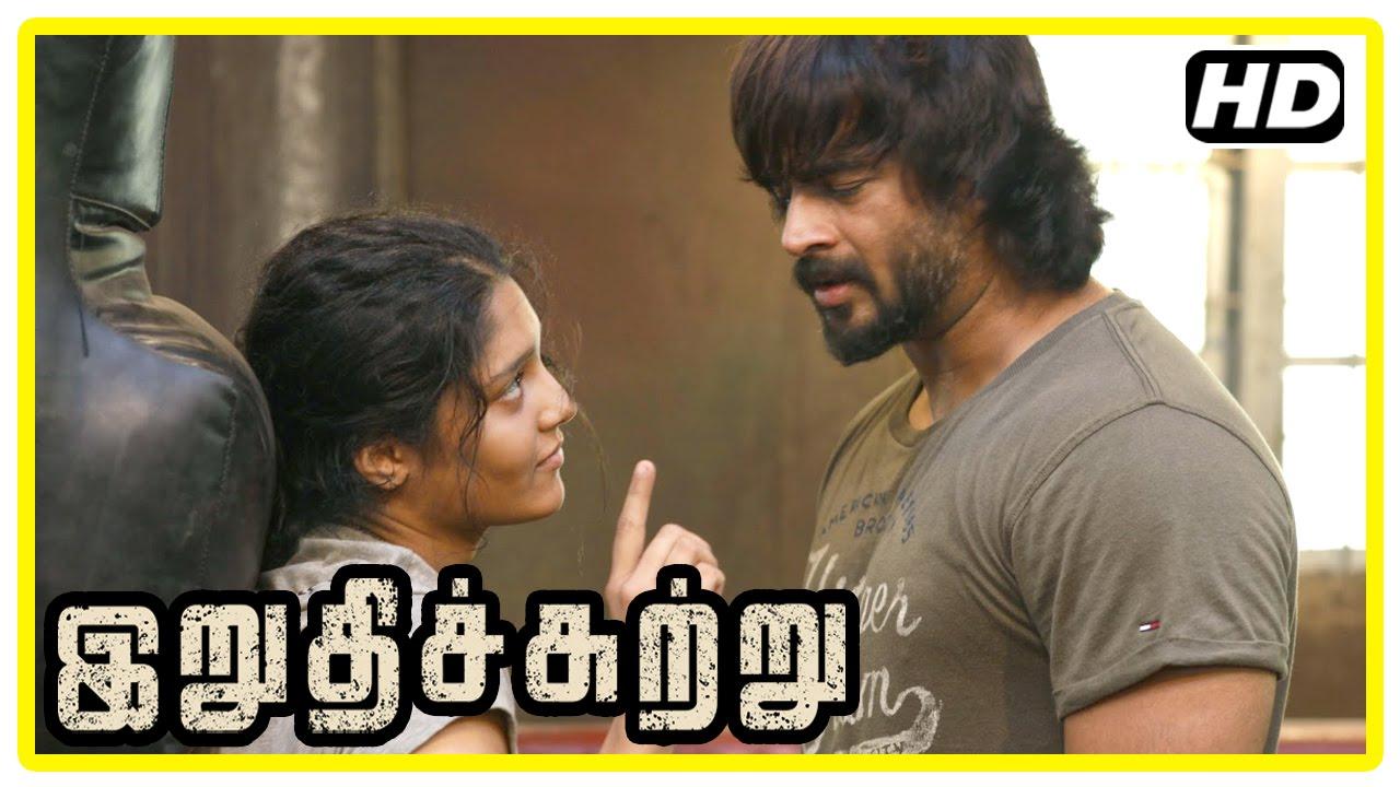 Download Irudhi Suttru Tamil Movie | Boxing Scenes | R Madhavan | Ritika Singh | Nasser | Sudha Kongara