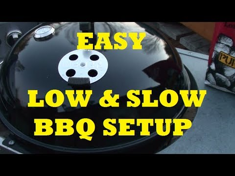 BBQ Low U0026 Slow - Easy Cooking Method - BBQFOOD4U