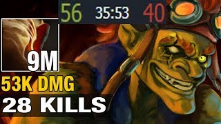 TRAVEL IN 9 MINUTES - FoREv TOP 3 Americas Plays Batrider - Dota 2