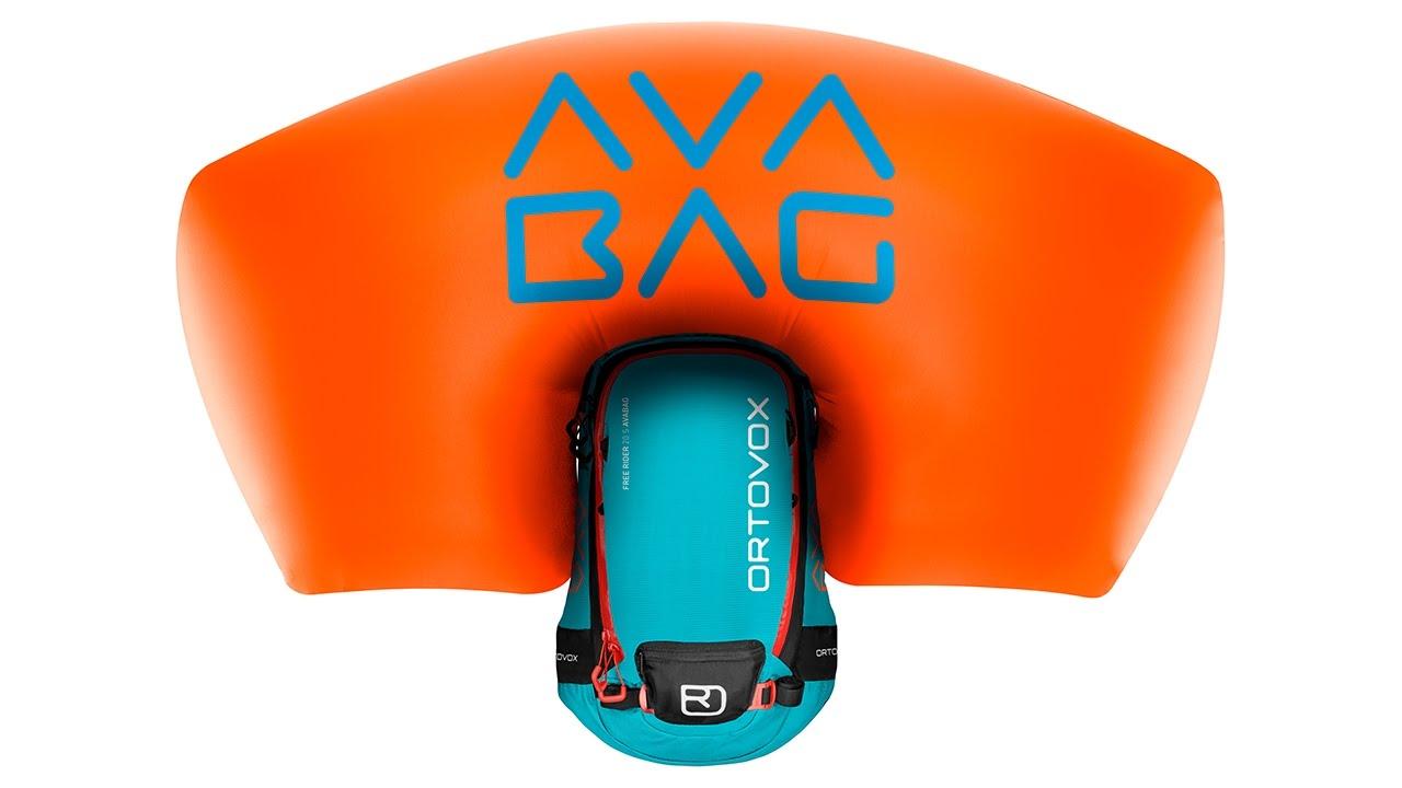 Ortovox Free Rider 22 Avabag Lawinenairbag