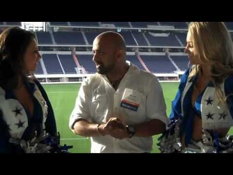 Dallas Cowboys Cheerleaders All Stars Becca Gambel...