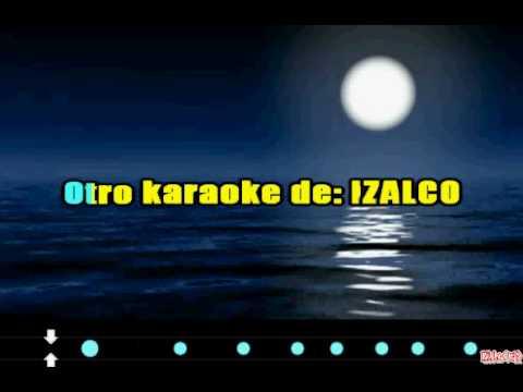 Los Apaches - Me contaron por ahi (karaoke)