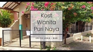 Kost Wanita BSD Puri Naya