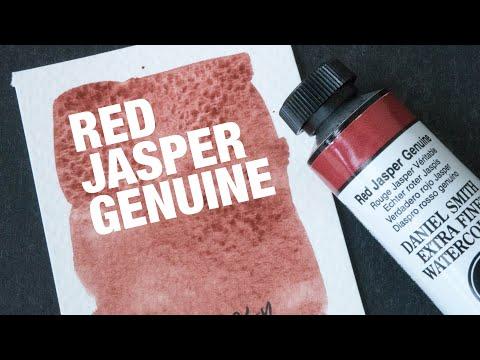 Red Jasper Genuine