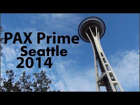 PAX Prime 2014, Seattle (Fan Video)