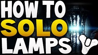 Destiny - HOW TO SOLO/CHEESE LAMPS (Crotas End Raid Cheese)