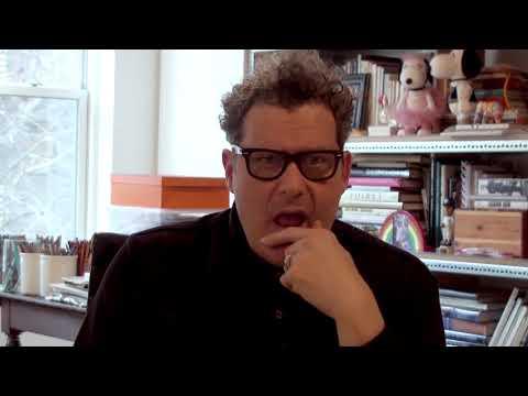 "Carole Zimmer interviews Isaac Mizrahi on ""Now What?"""