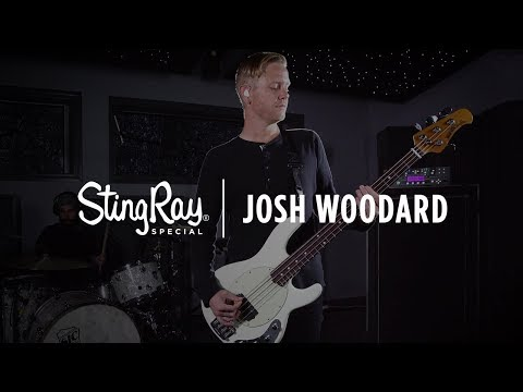 The Ernie Ball Music Man Stingray Special Bass - Josh Woodard Demo & Discussion
